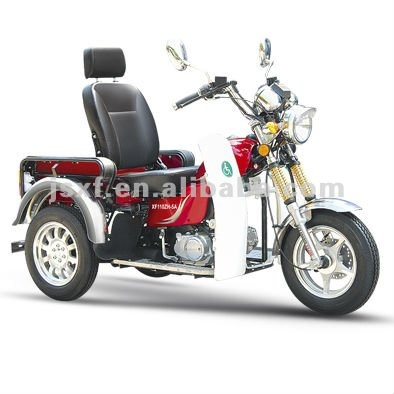 2014 petrol Disabled Tricycle for adult,handicapped tricycle,three wheel scooter