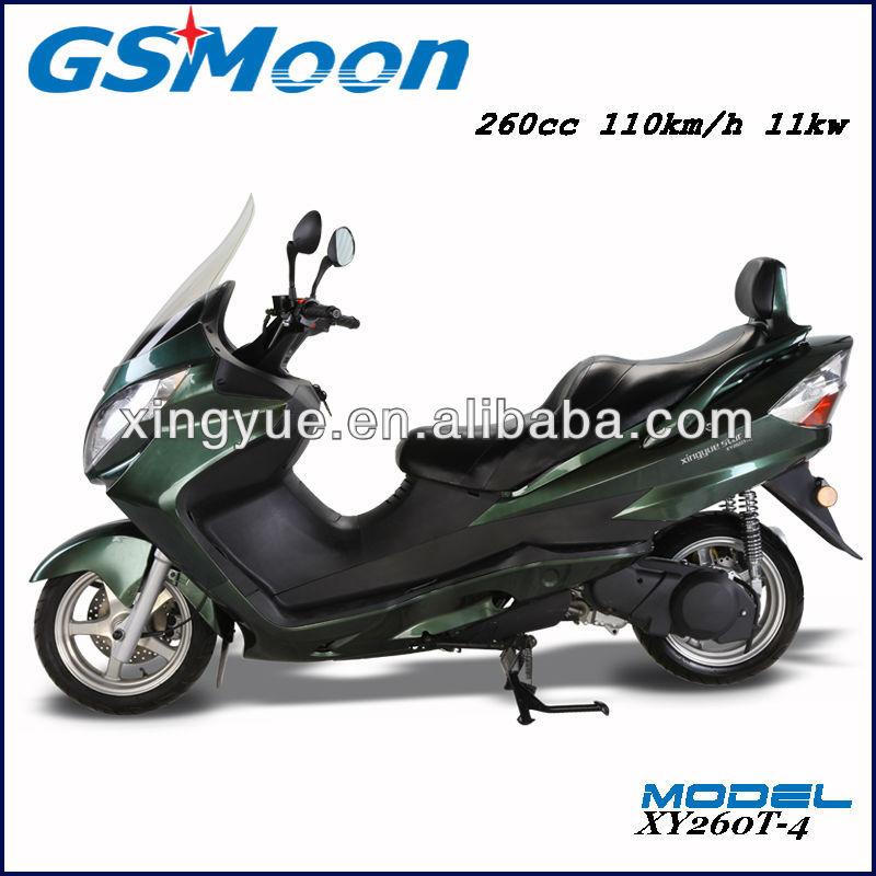 Powerful china eec epa cheap scooter 250cc