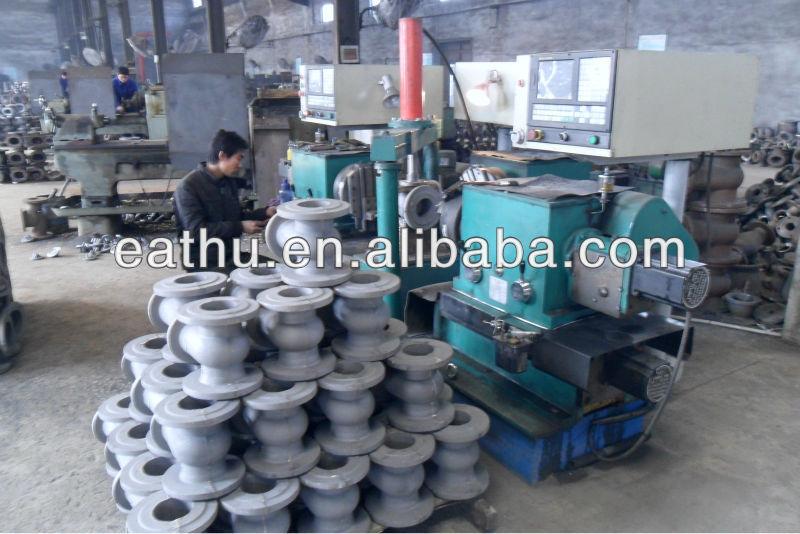 AWWA C509/C515/DIN3352/BS5163 stem gate valve