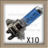 Источник света для авто None 10pcs/lot H7 55W DC 12