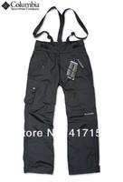 Мужские штаны fashion of waterproof breathable warmth man climbing pants man outdoor ski pants