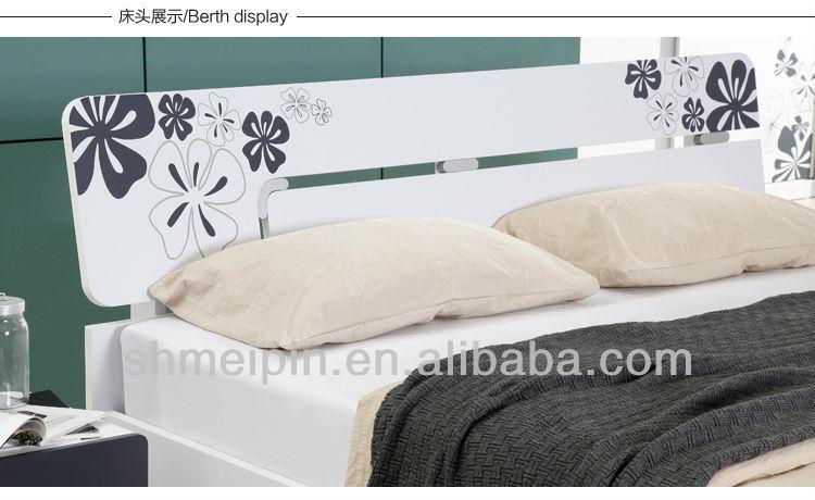 Camas de madera de diseño moderno camas conjunto de camas de ...