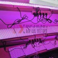 Освещение для растений 14w led grow light for agriculture and plant growing