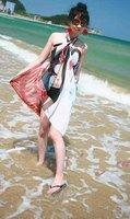 Женская туника для пляжа Summer fashion essential beach towel