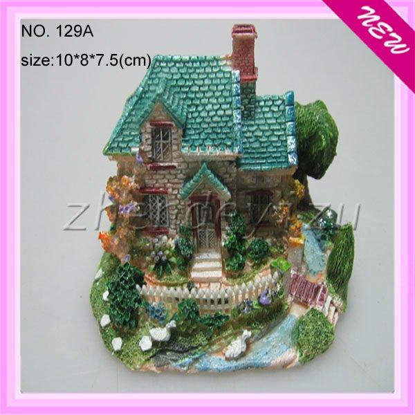 mini acuario resina decoracin adornos villa samll casa jardn artesana artesanal para acuario submarino pantalla
