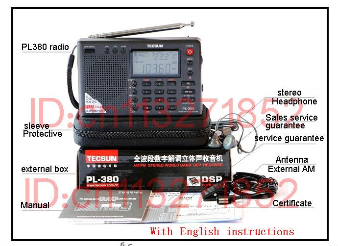 инструкция на русском языке к радиоприёмнику Tecsun 398 - фото 4