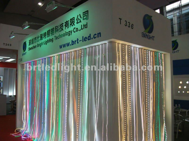 12volt 300leds/m high density continuous led strip 100m