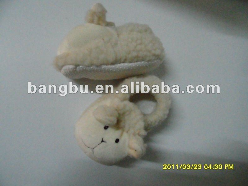 cute animal baby shoes with embroidery infant baby shoe