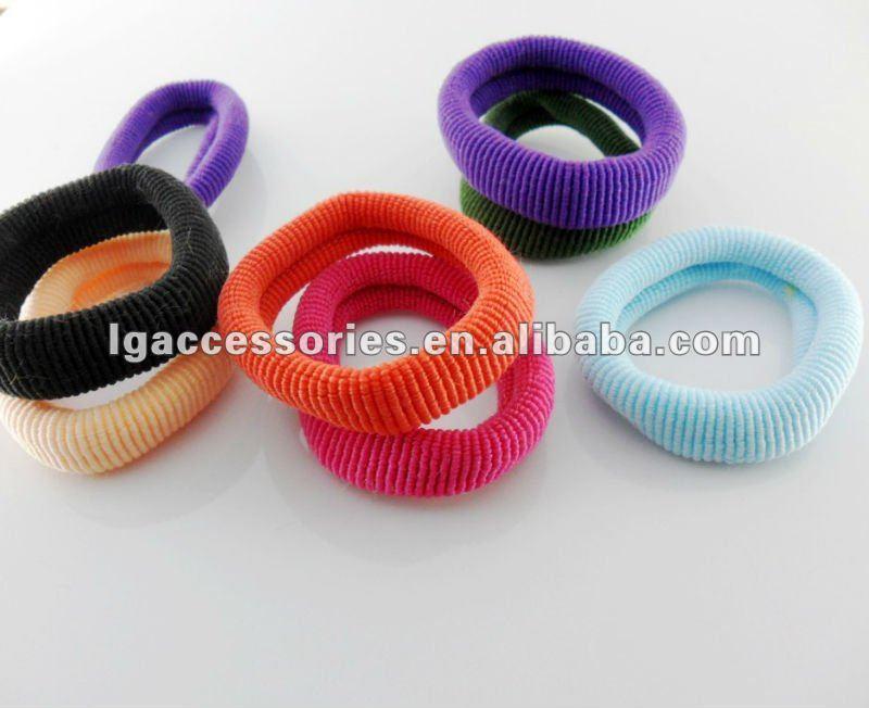 Fabric Elastic Hair Bands Fashion Fabric Elastic Band