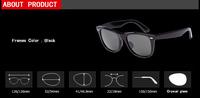 Женские солнцезащитные очки H-Z-J & f0412