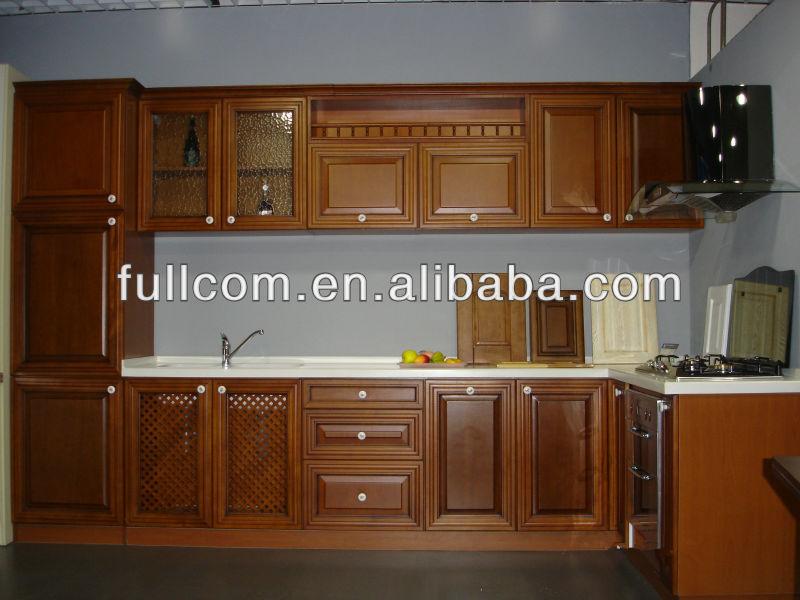 cereza classic puertas de los armarios de madera cocinas