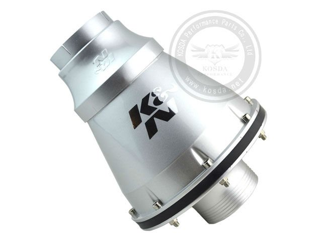 New Arrival: K&N Universal Apollo Closed Air Intake System / Free Shipping