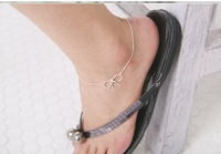 Браслет на ногу Creativity, vintage The temperament butterfly Results Anklets, SM0002WT