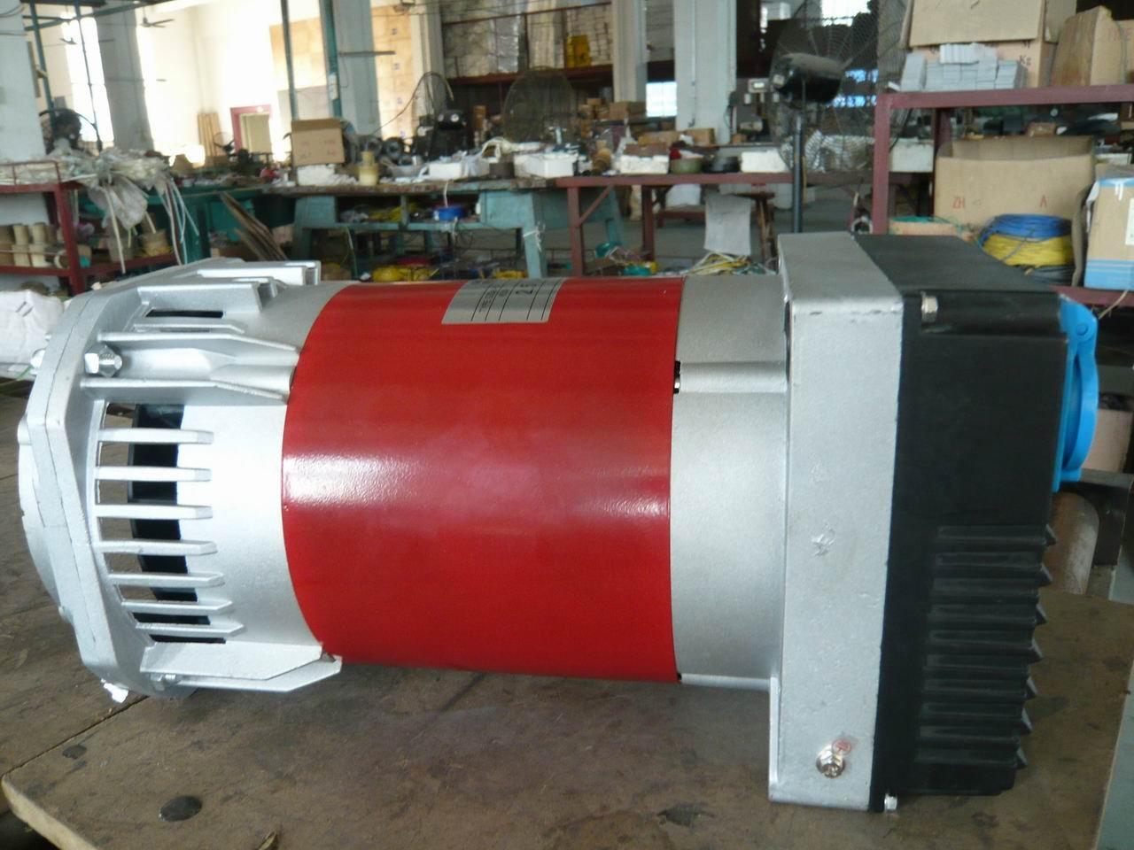 electric alternator 220v generator head