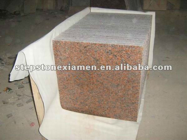 Chinese Cheap And Hot Sale Red Granite G664 polished
