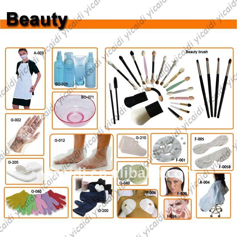 Nonwoven eye mask, Disposable eye sheet