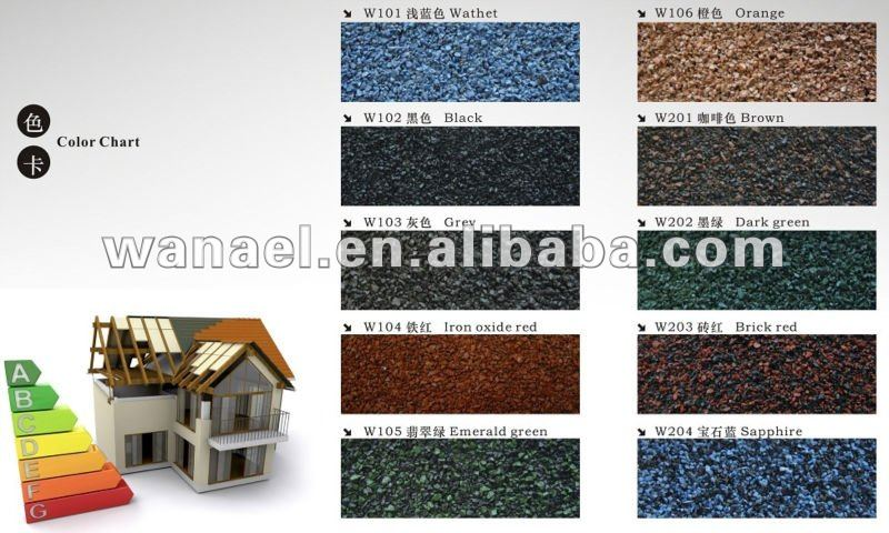 Steel roof shingles