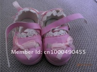 Fashion 2012 Cute Pink BJD Doll Shoes