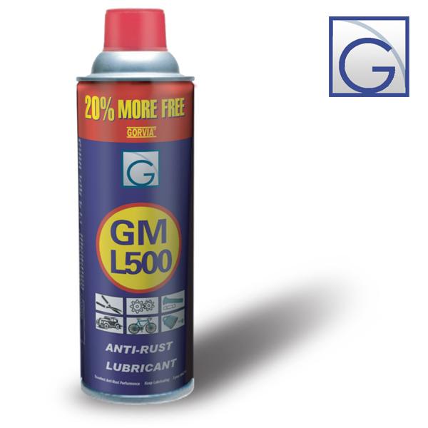 GORVIA GM-Series Best rust preventive coating