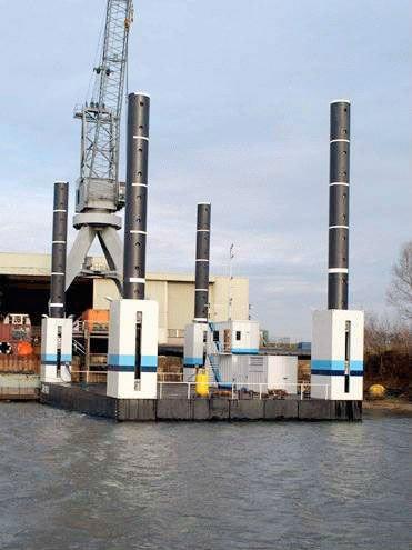 40m 40m jack-up barge - buy jack up