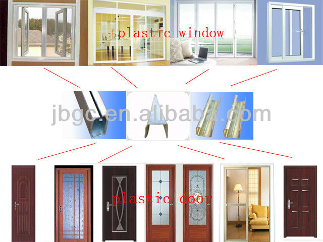 angle iron Steel liner for doors and windows