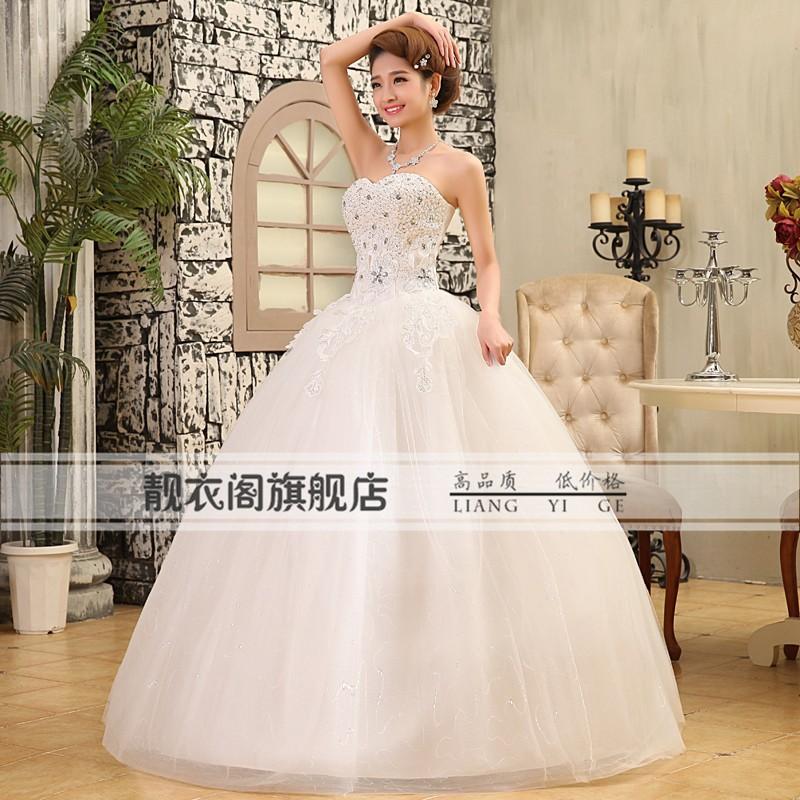 lygd16 #new складского моды печати жемчужина салфетки лоно свадьба платье Дешевые платья из Китая