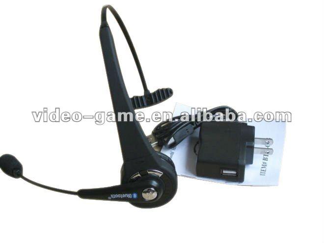 Bluetooth sans fil Casque pour PS3/PS4 console jeu accessoires