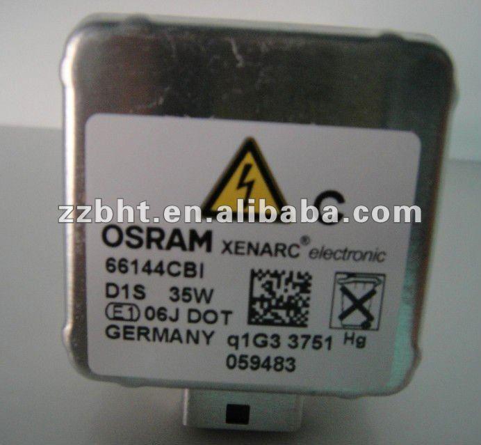 osram xenon bulb HID D1s 66144CBI made in Germany 5000K super bright