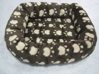 Dog Bed /plush material, 2 color,size: 56 x 45 x12cm