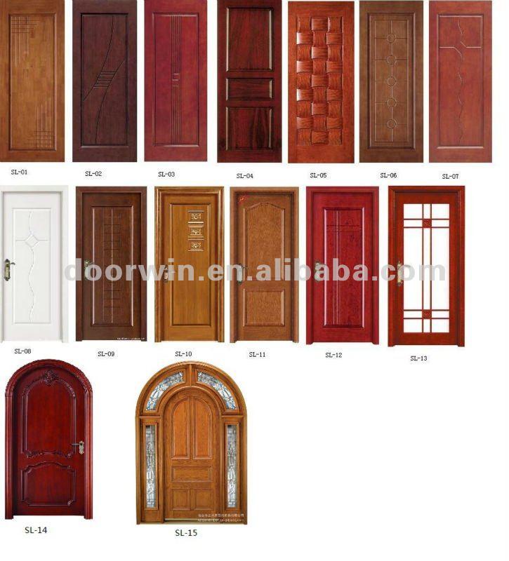 Latest design solid wood door main door view solid wood door doorwin product details from - Arch main door designs ...