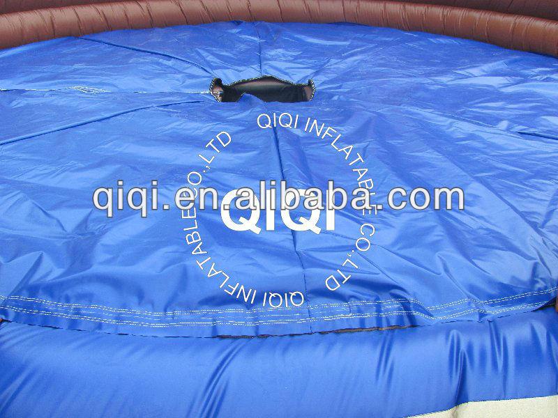 QIQI Popular Mechan Bull for Sale