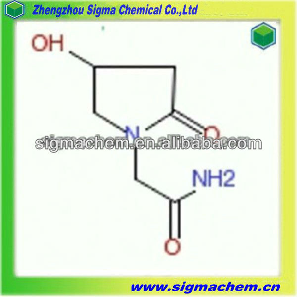 Hot Selling Nootropic Drug Oxiracetam 99% From Central Nervous System Agents Supplier