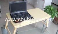 DHL или fedex! новый элегантный деревянный складной ноутбук стол sgood качество