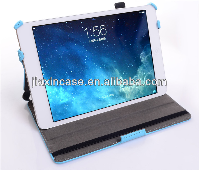 New arrival high-end stand tablet case for iPad mini 2 generation case