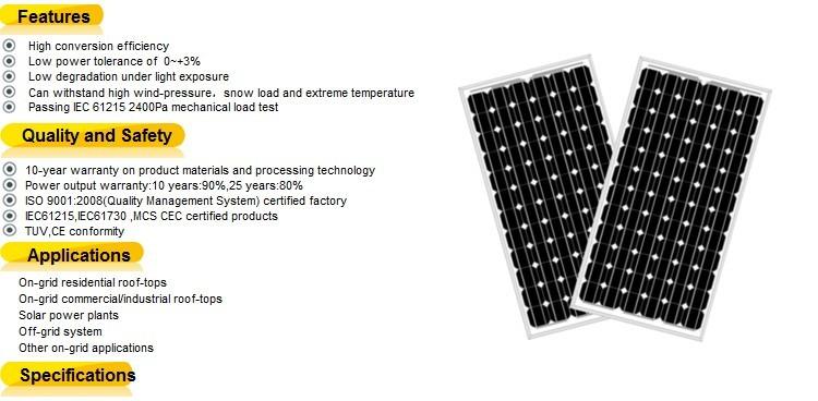 High Power 500 watt solar panels for sale,solar panels in dubai