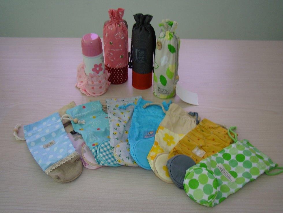 water bottle bag, thermos bottle cover bottle bag