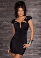 Женское платье Cason n076/! + G s,   n076-red