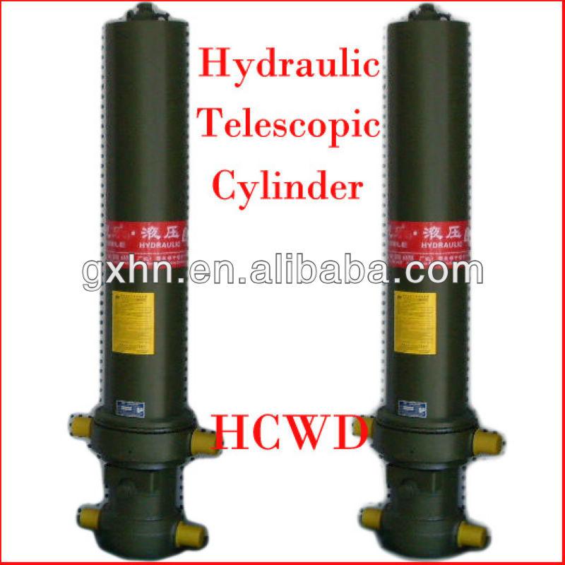 Hydraulic Dump Cylinders : Car lift hydraulic cylinder telescopic