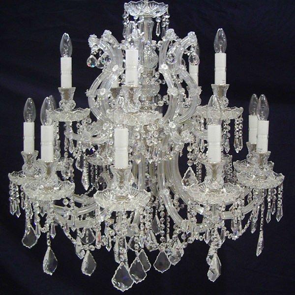 lampadari maria teresa : economici elegante maria teresa cristallo luci lampadario pendente ...