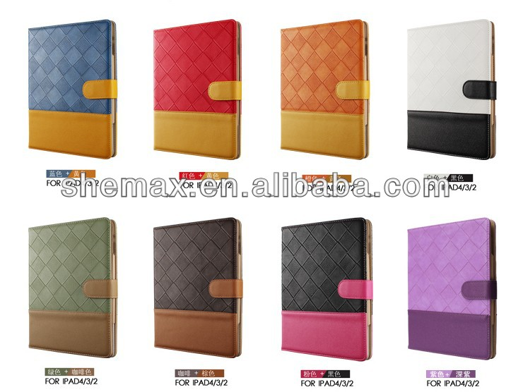 Wholesale Custom Made Mobile Phone Case for ipad 2 3 4 5 air mini 2