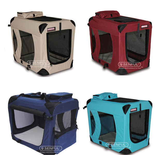 2014 NEW DESIGN Pet Collapsable Cage Dog Crate Dog Kennel EBAY TOP10 ITEM!!!