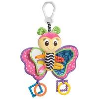 иг baby зеркало мягкая игрушка погремушка мой первый друг активность - бабочка