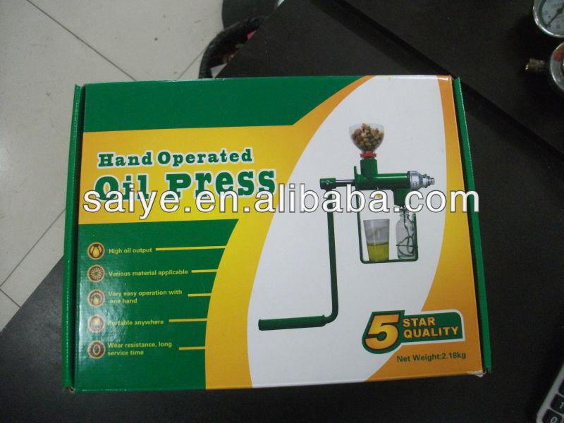 Пресс для отжима масла maual oil presser /manual oil pressing machine /mini oil press.