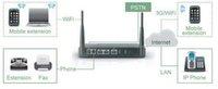Частная телефонная станция с выходом в общую сеть Realtone WiFi IP pbx/3g 8 sIP WRT2011