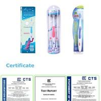 Электрическая зубная щетка SG WD920 Sonic 3