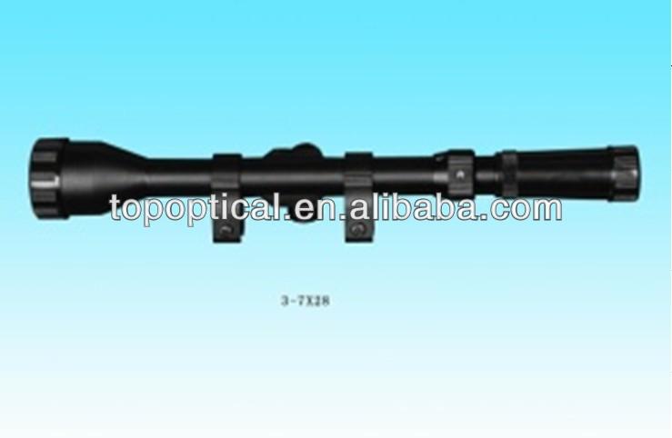 3-7X28 Hunting Equipment zoom riflescope