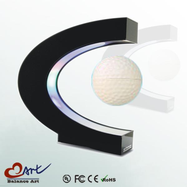 Golf Gift! Magnetic Levitation sport golf ball for Gift for Gift