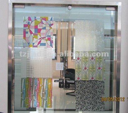Casas cocinas mueble plastico adhesivo para ventanas - Papel adhesivo para cristales ...