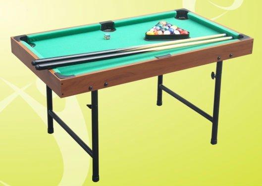 mini pool table 4ft 3