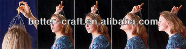 HOT!!! 12 feet Head Massager head massager